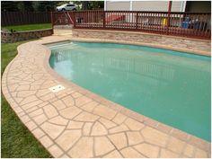 Swimming Pool Liner Bulging