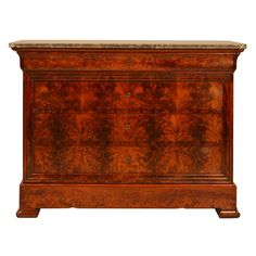 French Commode | From a unique collection of antique and modern commodes and chests of drawers at http://www.1stdibs.com/furniture/storage-case-pieces/commodes-chests-of-drawers/