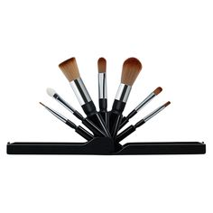 Great for traveling, these are little brushes that create big looks.