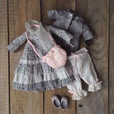 Одежда. #мосфэир2015 #моикуклы #текстильнаякукла #авторскаякукла #малышка…