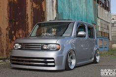 Don't be a Square | Nissan Cube | State of Stance