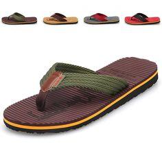Brand New Men s Handmade Fashion Beach Slippers Classical Flip-flop Thong  Sandal  Handmade   ff620d7f7e977