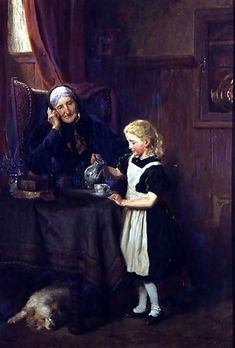 Felix Schlesinger (1833 – 1910, German)