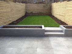 using block paving to make rendered wall - Google Search