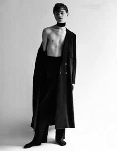 Reid Rohling photographed by Sarah Brickey and styled by Donte Mcguine for MMSCENE Magazine September 2016