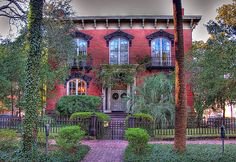 Mercer House, Savannah Georgia