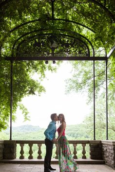 Nashville Cheekwood Engagement Session Cheekwood Gardens Engagement Session…