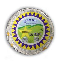 Queso La Peral elaborado con leche de vaca y oveja. Es un queso azul que se produce exclusivamente en San Jorge de la Peral. Suave y mantecoso.