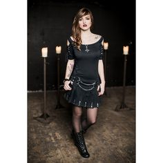 Punk Skirt von Jawbreaker #gothic #empstyle T-Shirt: http://www.emp.de/art_285522/?wt_mc=sm.pt.pt_BMT_00000_20160624.outervisiontshirt