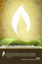 May is National ALS Awareness month.