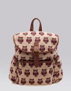 Owl #Backpack