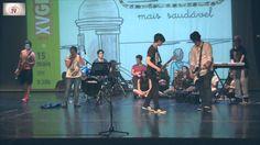 """GISC 2015 - Os """"Fluffy Pussys"""" - Banda Musical da EBI da Boa Água"""