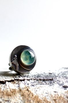 Babe in the Moon Ring