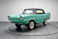 ♥♥♥ Green 1964 Amphicar 770 ♥♥♥
