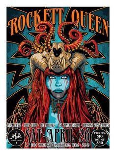 Rockett Queen - Flynn Prejean - 2014 ----