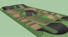 """Résultat de recherche d'images pour """"pump track layout"""""""
