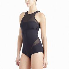 NEW! Thunderball Bathing Suit - Black
