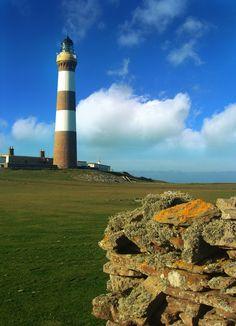 North Ronaldsay, Orkney, #UK's Tallest Land Based #Lighthouse - http://dennisharper.lnf.com/