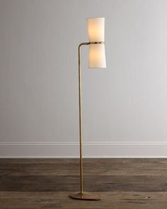 Clarkson Floor Lamp by AERIN at Neiman Marcus.
