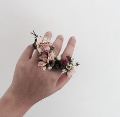 ring corsages