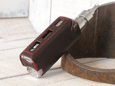 Ecig Leather Cases by Eugene Solomin on Etsy