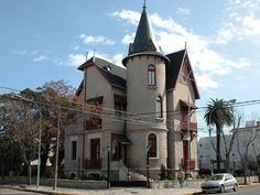Villa Santa Paula – 1910 – Residencia de veraneo de la familia Dardo Rocha . Mar del Plata Prov. de Bs. As.
