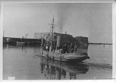 Heraklion port, Image via LUCE- beniculturali Heraklion, Crete, Sailing Ships, Walls, Boat, Places, Artwork, Image, Travel