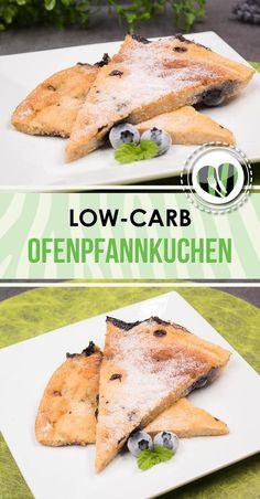 Die low-carb Ofenpfannkuchen sind für alle ungeduldigen und tollpatischigen unter uns. Sie sind zu dem auch noch glutenfrei.