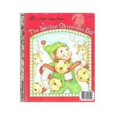 Favorite Christmas Books: The Littlest Christmas Elf