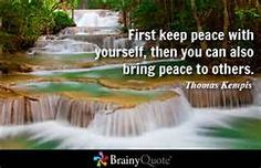 March 1 - Peace for day 1