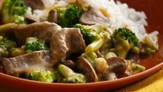 Green Giant® frozen broccoli three cheese sauce combined with beef strips and teriyaki add up to an easy stir-fry dish. Easy Beef And Broccoli, Frozen Broccoli, Broccoli Recipes, Broccoli Microwave, Asian Recipes, Beef Recipes, Cooking Recipes, Recipies, Oriental Recipes