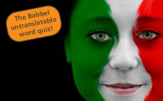 Can You Guess The Meaning Of These 10 Untranslatable Words From 4 Languages?