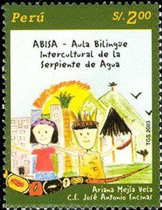 carlopeto's Stamps - PERU 2003
