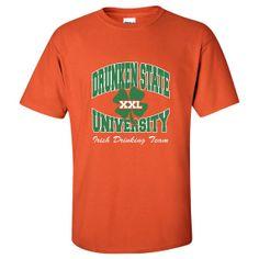 Drunken State University T-Shirt