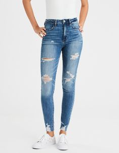 b5305137 American Eagle Outfitters Men's & Women's Clothing, Shoes & Accessories. Ae  JeansHigh ...