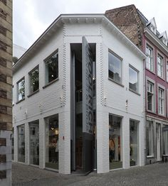 Brand new Woolrich Store Maastricht #architecture #interior #design #fashion #style