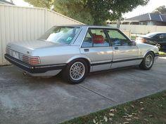 1985 XF Fairmont Ghia