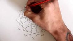How to draw Islamic geometry - full tutorial