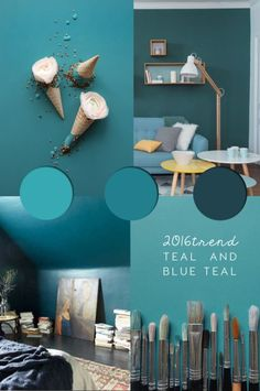 2016 colour trends in interior design and home decor: Dulux colour report 2016 predicts ochre color and gold to be colour of 2016