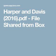 Harper and Davis (2016).pdf - File Shared from Box