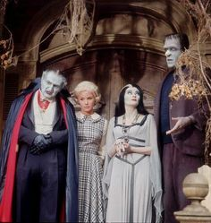 The Munsters!