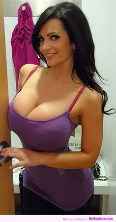 Denise Milani Fitting Room