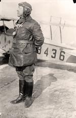 Bi-plane and old photos
