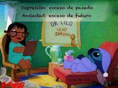 Depresion vs ansiedad