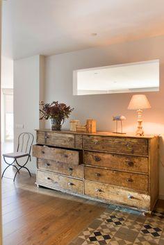 16 Ideas natural wood color for 2019 Interior Windows, Home Interior, Interior Design, Home And Deco, Cool Ideas, Home Staging, Home And Living, Modern Decor, Furniture Decor
