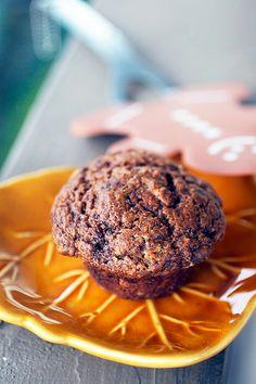 GUYS.  Gingerbread Flax Muffins | Post Punk Kitchen | Vegan Baking & Vegan Cooking