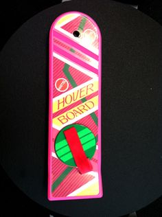 Back to the Future hover board?  Yes please!!!