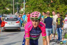 Luka Pibernik (Lampre-Merida) je bil v 6. etapi Eneco Toura na Nizozemskem v ciljnem šprintu najhitrejši.