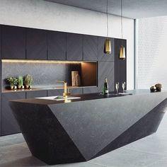 Elegant And Luxury Kitchen Design Ideas - furnishing - # . - Elegant And Luxury Kitchen Design Ideas up - Luxury Kitchen Design, Best Kitchen Designs, Interior Design Kitchen, Modern Interior Design, Kitchen Ideas, Kitchen Decor, Kitchen Inspiration, Coastal Interior, Eclectic Kitchen