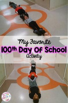 Are you looking for unique ideas for the Day of School in your classroom? Look no further! These are some of my favorite day of school ideas projects activities songs and decorations that will quickly become your favorites too! Fun Writing Activities, Class Activities, Classroom Activities, Classroom Ideas, Holiday Activities, Classroom Solutions, 100 Day Of School Project, 100 Days Of School, School Stuff